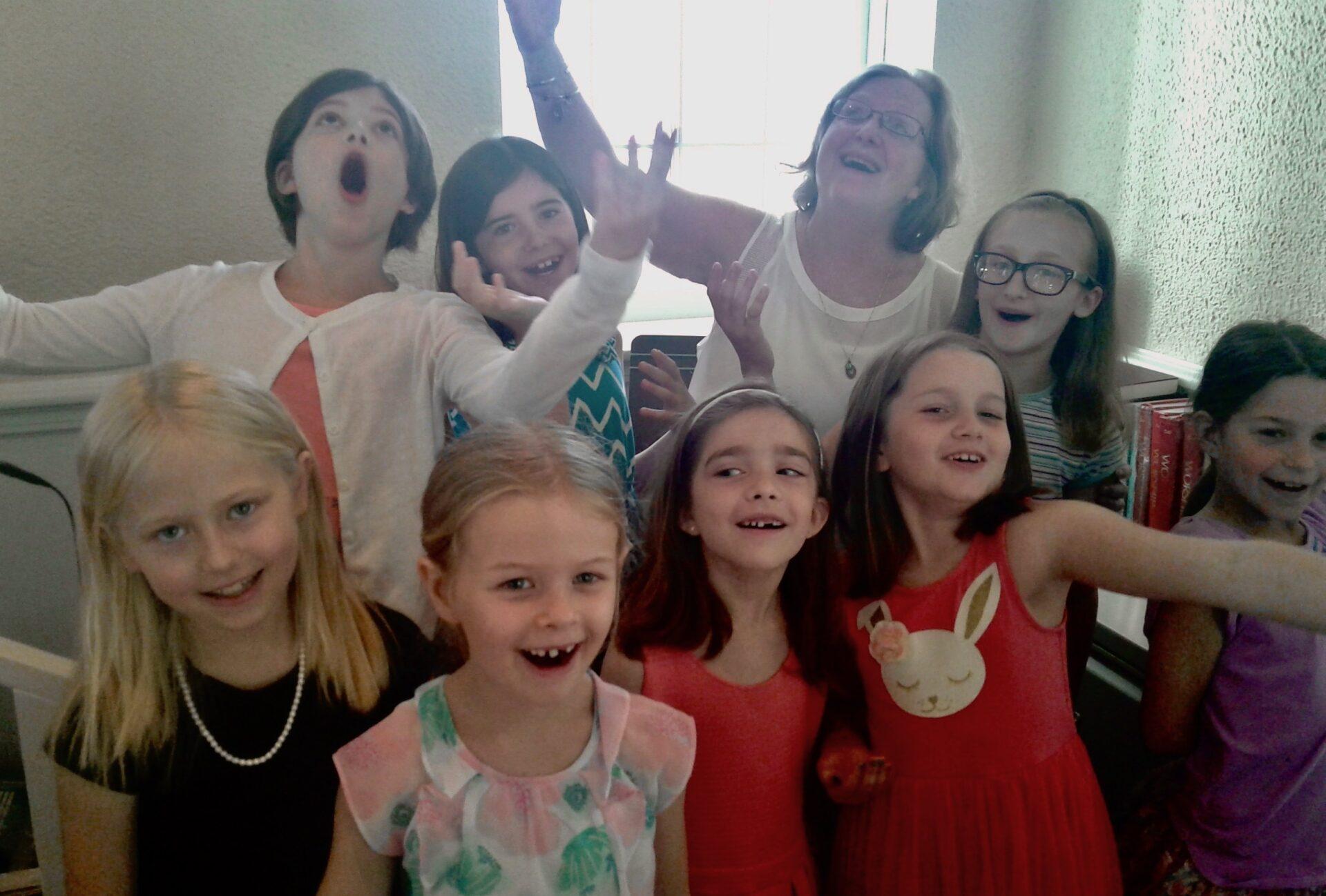 Children's Choir fun!