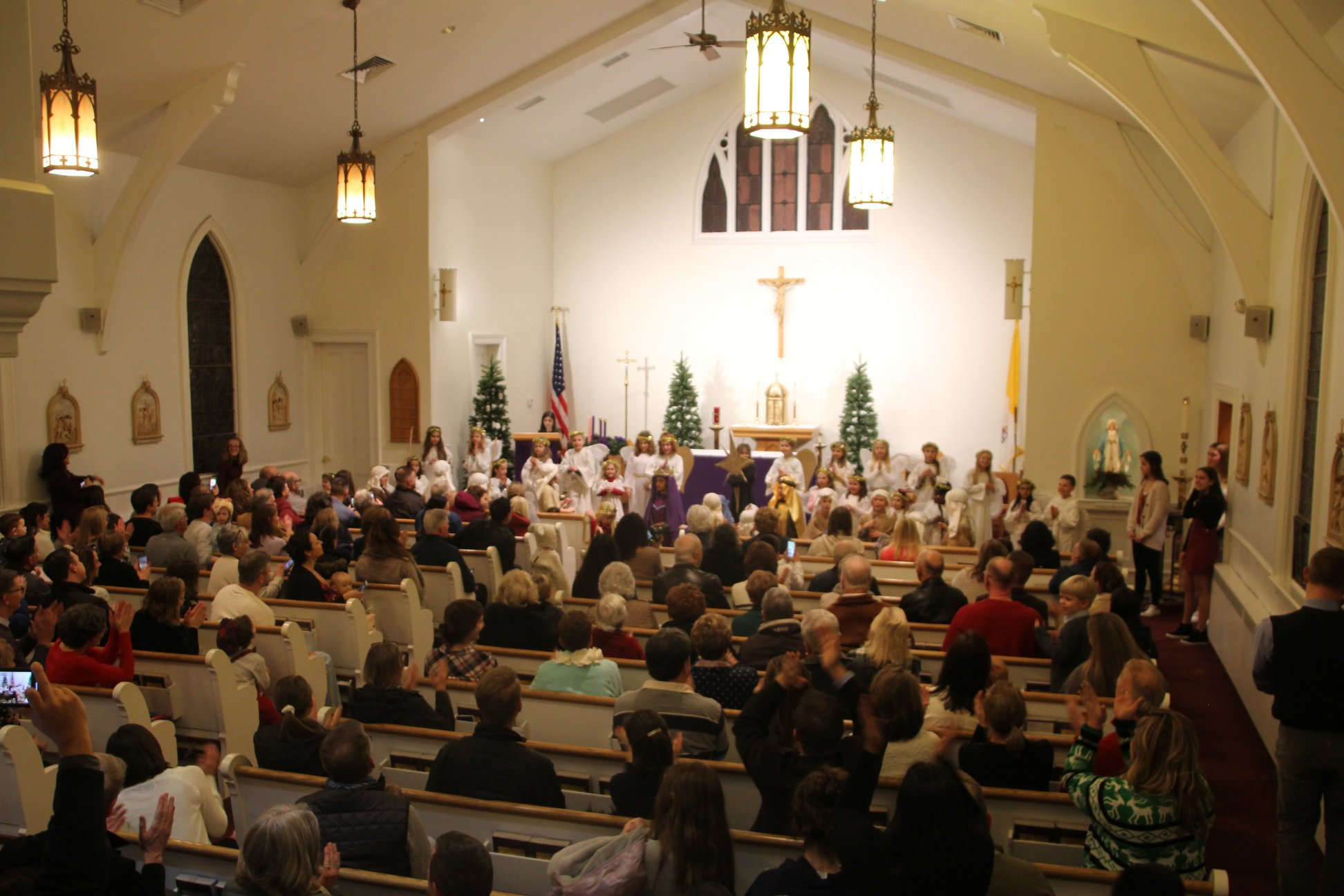 2019 Christmas Pageant and Carol Sing