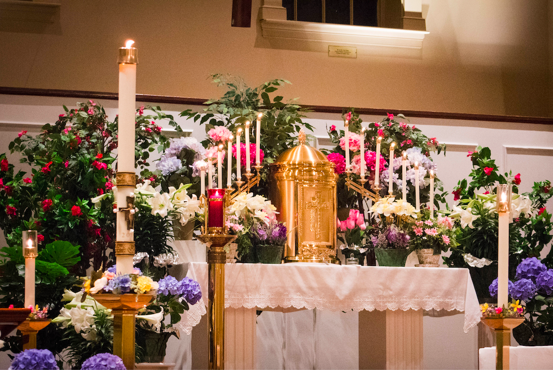 2021 Holy Week Services: What to Expect