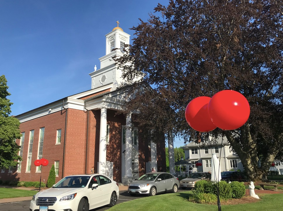 Pentecost Marks Full Reopening of SS. Isidore and Maria Parish in Glastonbury