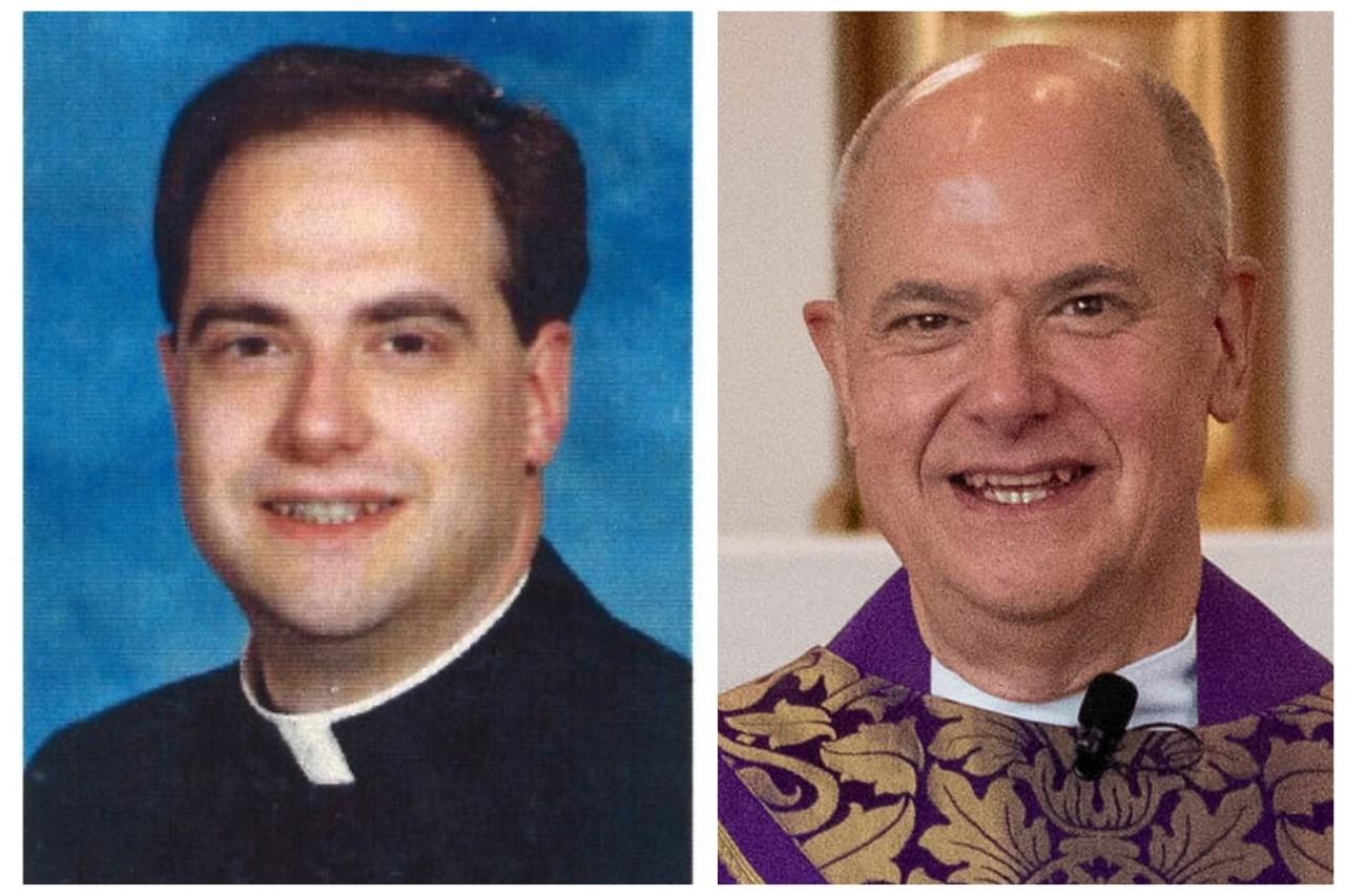 Celebrate Father Mark's 35th Anniversary of Ordination