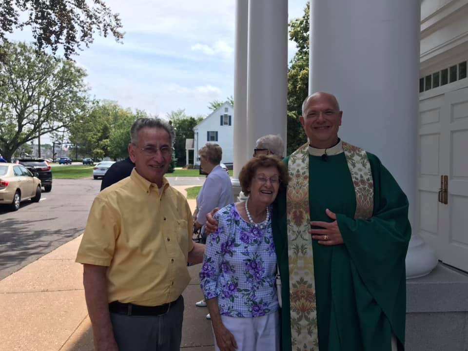 Photo Gallery: Father Mark's 35th Ordination Anniversary Reception (June 27, 2021)