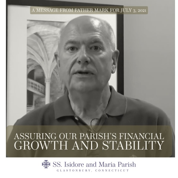 Assuring the Parish's Financial Stability and Growth