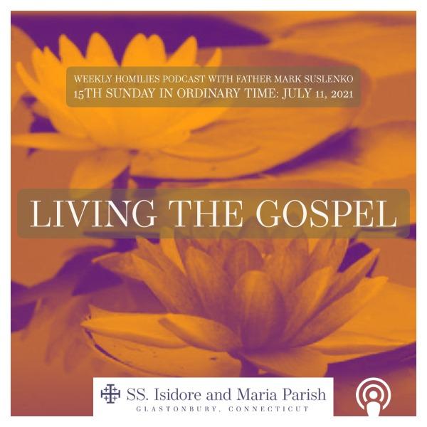 PODCAST: Living the Gospel