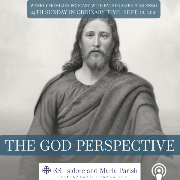 PODCAST: The God Perspective